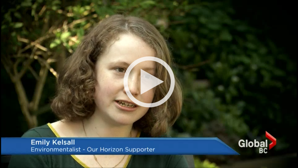 Our Horizon on Global TV News